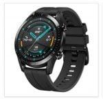 Montre Connectée GPS Huawei Watch GT 2 - 46 mm, Noir (Via 30€ d'ODR)