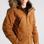 Soldes d'hivers- Veste d'hiver Homme Carhartt WIP Trapper - Tailles au choix (109,56 € avec le code 20CROYABLE)