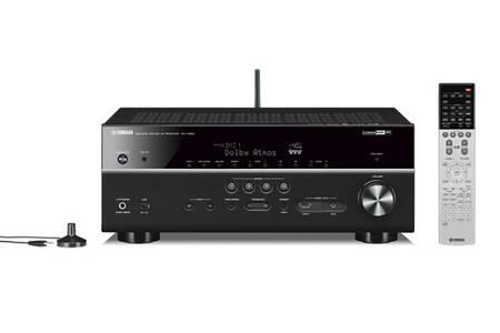 Ampli Home Cinéma Yamaha RXV683 - Noir (+ 60€ en carte cadeau)