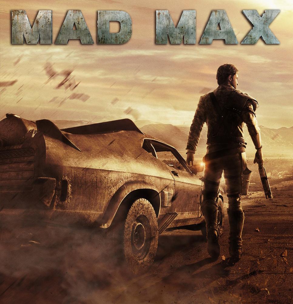 Jeu Mad Max